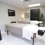 double massage room